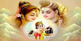 Shiva Live Wallpaper 3d - Shiv Parwati ...