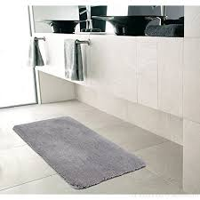 homcomoda microfiber bath rug non slip bath shower mat oeko tex 100 certified bath mat bedroom
