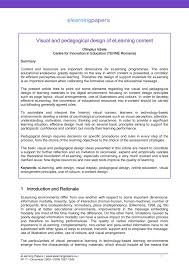 E Learning By Design William Horton Pdf Pdf Visual And Pedagogical Design Of Elearning Content