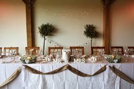 Head Wedding Table Rustic Decorating Ideas