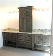 grey distressed kitchen cabinets grey distressed kitchen cabinets gray staining oak with weathered kitchen cabinets