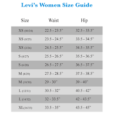 Womens Levi Jeans Size Chart Uk Womens Levi Jeans Size Chart Uk The Best Style Jeans