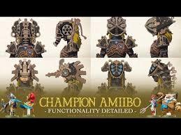 Champion Amiibo Botw