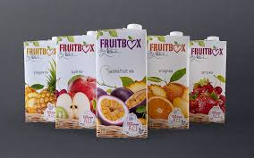 Fruit Box Packaging Design Fruit Box By Nature On Packaging Of The World Creative
