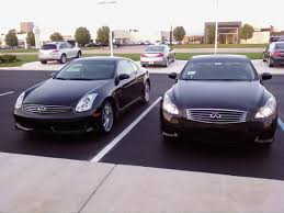 G37 and G35 comparison shots in black - G35Driver - Infiniti G35 ...