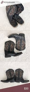 Reyme Boots Size Chart 9 Best Youth Cowboy Boots Images Youth Cowboy Boots