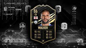 FIFA 21 INFORM KYLE WALKER PLAYER REVIEW