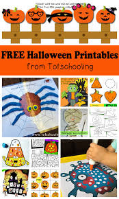 155 halloween pictures to print and color. Free Halloween Printables For Kids Totschooling Toddler Preschool Kindergarten Educational Printables