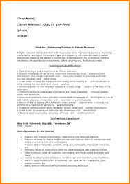 dental assistant resume objectives 9 dental assistant resume objective letter signature