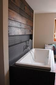 Badezimmer Wandverkleidung Aus Historischen Eichendielen