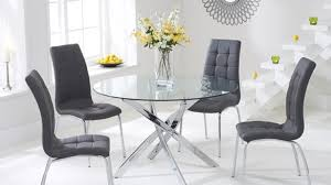 shining inspiration grey dining table and chairs 24