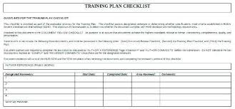 Training Manual Template Process Document Template Excel As Well As Printable Training Manual