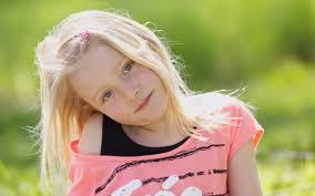 Tapety Tvář Model Portrét Dlouhé Vlasy Děti Fotografování