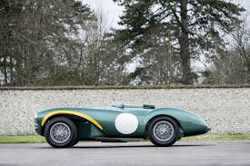 1953 Aston Martin DB3S Is a Magnificently Retro Racing Car ...