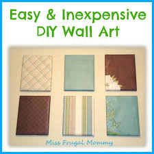 on easy inexpensive diy wall art with easy inexpensive diy wall art miss frugal mommy