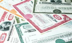 Stock Certificats What Is A Stock Certificate With Pictures