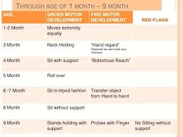 63 Described Peabody Motor Development Chart Pdf