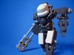 Ac 02 Combat Enforcer Suit I Hadnt Build A Mech In Ages