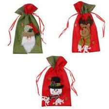 2pcs <b>Cartoon Christmas Snowman</b> Candy Wrap Drawstring Holiday ...