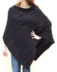 Knit Poncho Pattern New Modern Poncho Knitting Patterns In The Loop Knitting