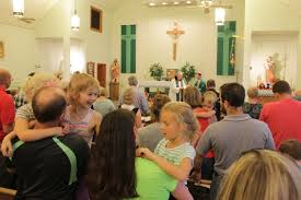 Texas bishop offers Mass in St. Patrick, home of his ancestors | The  Catholic Missourian