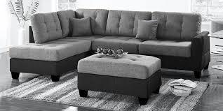 brozvan 3 seater rhs sectional sofa