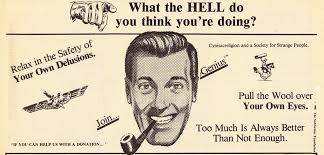Indiefest - JR 'Bob' Dobbs and the Church of the Subgenius