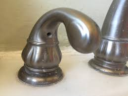 Plumbing Fixing Old Leaky Faucet Handles Wont Budge Home - Bathroom leak repair
