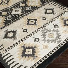 aztec fleece area rug excellent intended for popular aztec fleece area rug