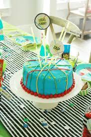 Ariel Little Mermaid Sparkle Party Supplies Disney Princess Cake