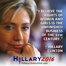 Women's Rights Quotes Magnificent Hillary Clinton Women S Rights Are Human Rights Google Search Womens