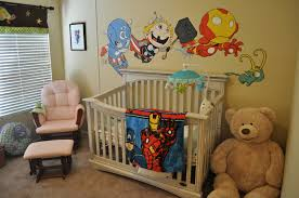 Marvel Bedroom Marvel Heroes Bedroom Decor