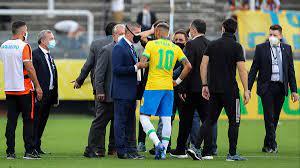 Brezilya-Arjantin maçı, sağlık protokolü nedeniyle durdu