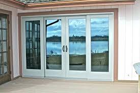secure pet door doors for sliding glass doors door in glass pet door sliding glass doors