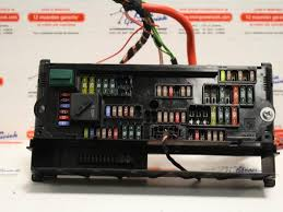 used bmw x3 (f25) xdrive20d 16v fuse box 9210863 gebr klein 2008 bmw x3 fuse diagram at Bmw X3 Fuse Box