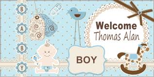 Welcome Home Baby Boy Banner Welcome Home Baby Boy Banner Resume Word Document Templates