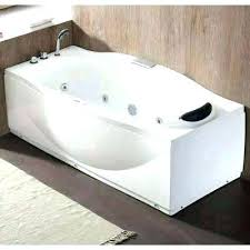home jacuzzi tubs freestanding tub whirlpool acrylic bathtub in white bathtubs the home depot flat bottom home jacuzzi tubs