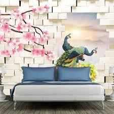 Peacock 3D wallpapers