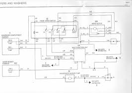 wiper motor wiring diagram mg rover org forums here s a diagram anyway