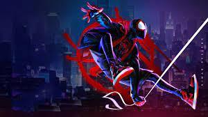 Spider-Verse Miles Morales #Spider-Man ...