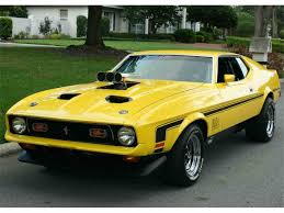 1972 Ford Mustang for Sale on ClassicCars.com - 26 Available