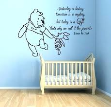 bathroom wall quotes boys nursery wall decor the pooh wall decals piglet wall quotes words children on wall decal quotes for nursery with bathroom wall quotes boys nursery wall decor the pooh wall decals