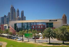 microsoft office building. Download Microsoft Office Building In Dubai Editorial Image - Of Business, East: 23808440