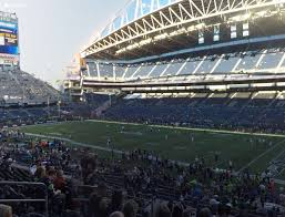 Seattle Seahawks Stadium Seating Chart Rows Centurylink Field Section 230 Seat Views Seatgeek
