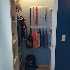 clothes professional organizer lisa woodruff shares 5 easy ways to organize a girl s bedroom