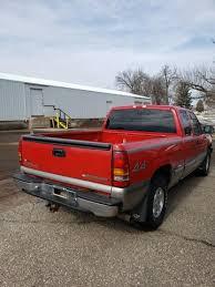Stock# 18Y107A USED 2001 Chevrolet Silverado 1500 | Worthington, MN ...