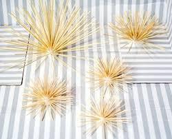 metal starburst wall decor gold sea urchin starburst wall decor tutorial on how to create a metal starburst wall decor