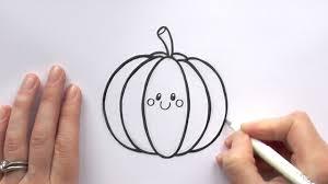 pumpkin drawing. pumpkin drawing n