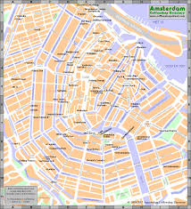 map of open amsterdam coffeeshops   acd