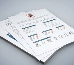 resume templates   creative bloqfree resume templates